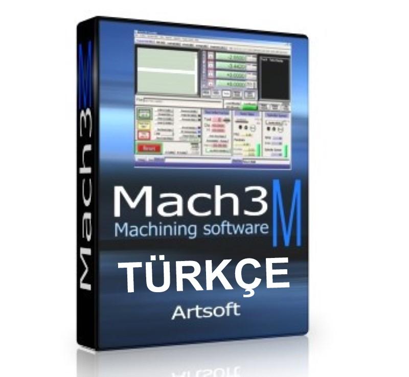 Mach3 Türkçe - Lisans