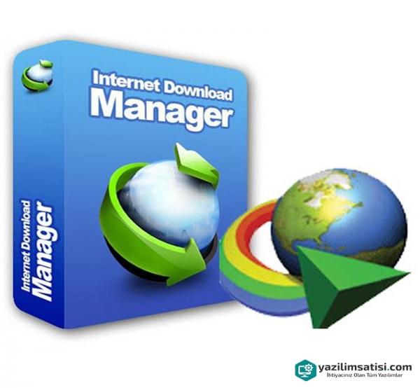 Internet Download Manager - 1 Yıllık Dijital Lisans
