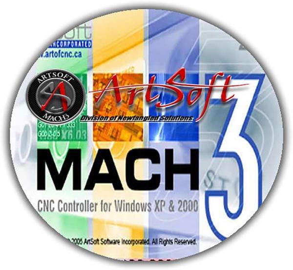 Mach3 Lisans (İsminize Özel)